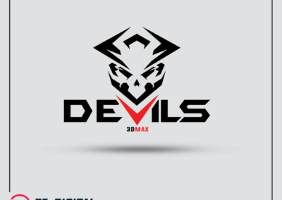 demo devils logo